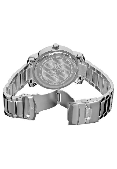Imperial Pave Dial Diamond Bezel Bracelet  JS-20