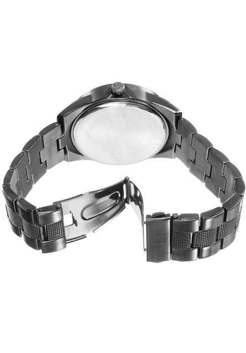 Tracer Brushed Case Multifunction Bracelet JS47