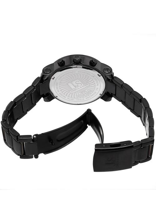 Imperial Pave Dial Beaded Bezel Bracelet JS57