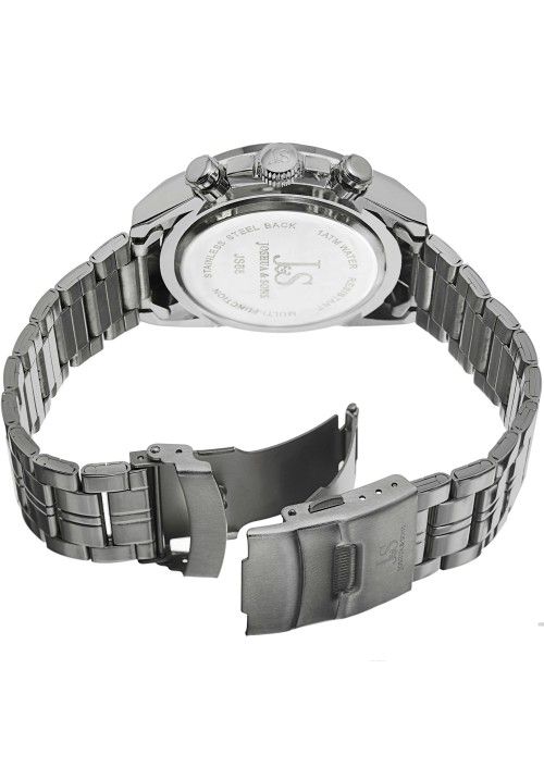 Imperial Matte Dial Multifunction Bracelet JS68