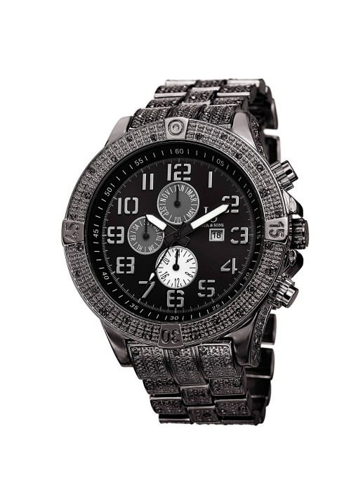 Vanquish Rugged Multifunction Rubber Strap JS78