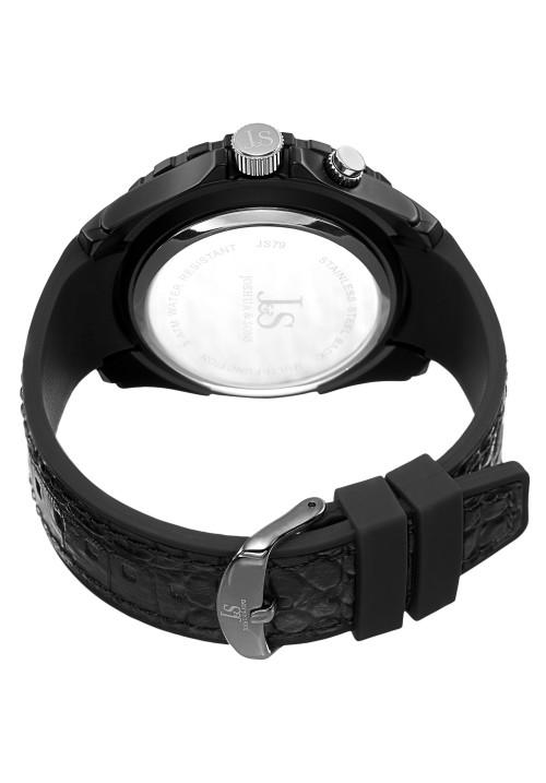 Tracer Beaded Bezel Matte Dial Ornate Bracelet JS79
