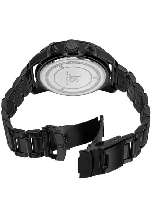 Imperial Matte Dial Crystal Bezel Bracelet JS81