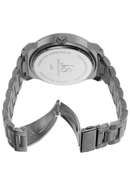 Imperial Radiant Dial Brushed Bezel Bracelet JS82