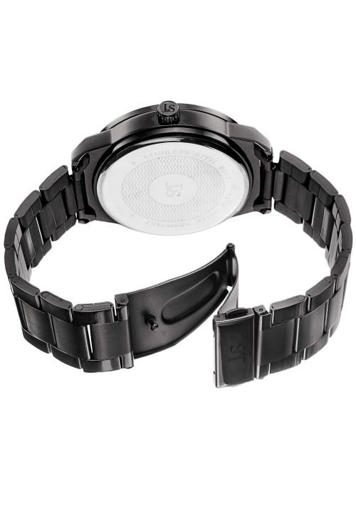 Imperial Matte Dial Oversized Numerals Bracelet JS85