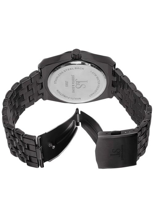 Imperial Hexagonal Sub-Dial Tonneau Case Bracelet JS93