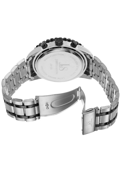 Imperial Brushed Radiant Dial Multifunction Bracelet JX100
