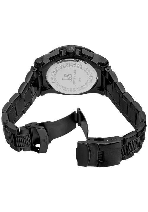 Vanquish Brushed Case Chronograph Bracelet JX104