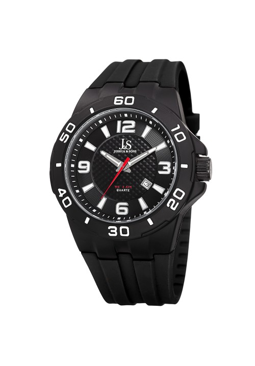 Tracer Milled Bezel Record and Diamond Dial Rubber  JX115