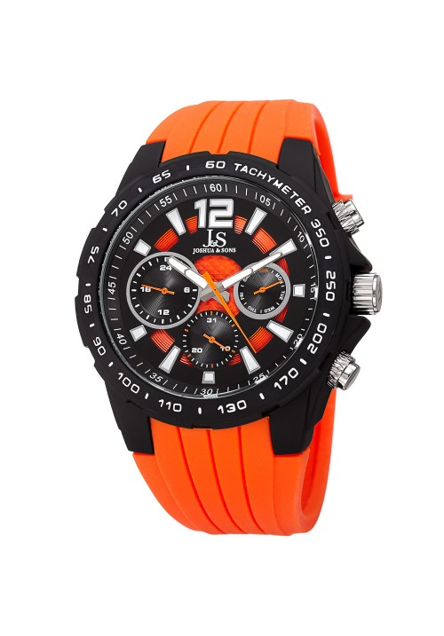 Tracer Tachymeter Multi-Layer Multi-Function Rubber Strap JX126