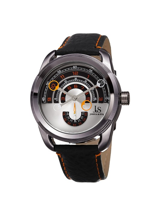Tracer Half Arc Configuration Leather Strap JX129
